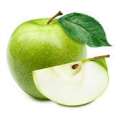 Green apples — Stock Photo