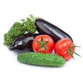 Cibo vegetariano — Foto Stock