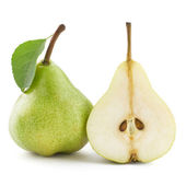 Ripe pears — Stock Photo