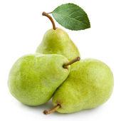 Ripe pears — Stock Photo