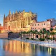 Cathedral of Palmde Majorca — Stock Photo #11114831