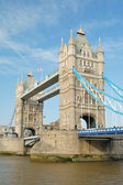 Tower Bridge on the River Thame, London — Stock Photo