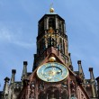 Stock Photo: Church - Frauenkirche in Nuremberg