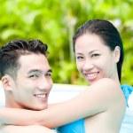 Happy couple — Stock Photo #11618403
