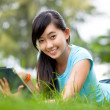 Female student — Stock Photo #11807785