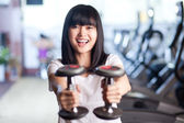Weightlifting — Foto Stock
