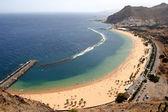 Teresitas Beach — Stock Photo