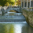 Foto de Stock  : Aranjuez near Palace