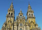 Santiago de Compostela Cathedral — Stock Photo