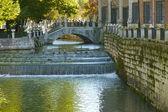 Aranjuez near Palace — Stock Photo