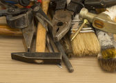 Tools for work — Stock Photo
