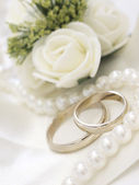 Wedding decor  — Stockfoto