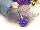 Beauty spa arrangement — Stock Photo