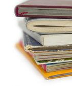 Trave böcker — Stockfoto
