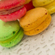 Royalty-Free Stock Photo: Colorful macaroons