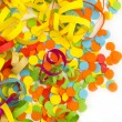 Confetti — Stock Photo #11302561