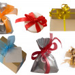 Collection of gifts — Stock Photo #11303515