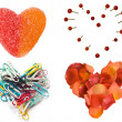 Royalty-Free Stock Photo: Hearts collection