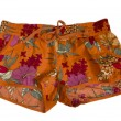 Female summer shorts — Foto de Stock