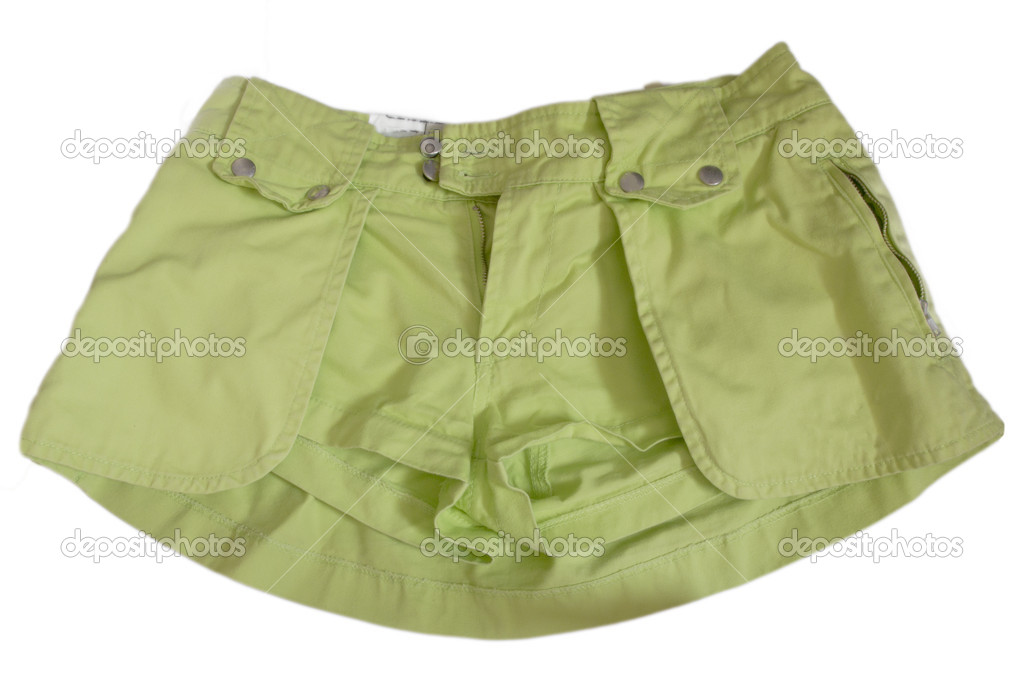 Female summer shorts — Stock Photo #11311508