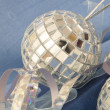 Disco decoration ball — Stockfoto