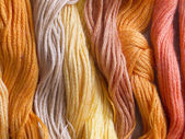 Yarns — Stock Photo
