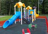 Parque infantiles — Foto de Stock