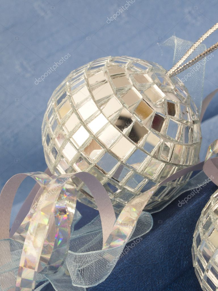 Disco decoration ball — Stock Photo #11330371