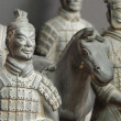 Stock Photo: Terracottarmy
