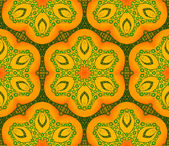 Pattern Orange Flower — Stock Photo