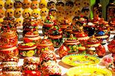 Souvenirs russes — Photo