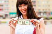 One dollar — Stockfoto