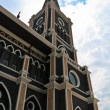 Over 100 years old church in Chanthaburi province Thailand. — Stock Photo
