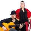 Flamenco couple — Stock Photo #11235907