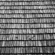 Roof section with aging wooden — Stock Photo #11400339