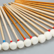 Marimba mallets - Stock Photo