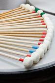 Marimba mallets — Stock Photo