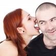Happy young couple — Stock Photo #11943432