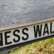Ness walk, in Inverness — Stock Photo