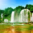 Royalty-Free Stock Photo: Ban gioc water fall, cao bang, viet nam