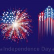 Royalty-Free Stock Vector Image: USA independence Day