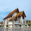 Stock Photo: Sutat Temples