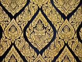 Традиционный тайский стиль живописи — Стоковое фото