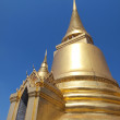 Golden pagoda in Grand Palace ,Bangkok Thailand — Stock Photo #12092301