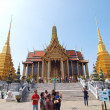 BANGKOK THAILAND - December 29:Tourist and visitors admiring the — Stock Photo #12096383
