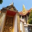 The Grand Palace ,Bangkok Thailand - Stock Photo
