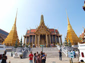 BANGKOK THAILAND - December 29:Tourist and visitors admiring the — Stock Photo