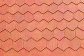 Zig zag lines of wood, Wood textured background. — Stock Photo