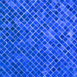 Abstract blue square background — Stock Photo #12220704