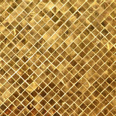 Abstract golden square background — Stock Photo